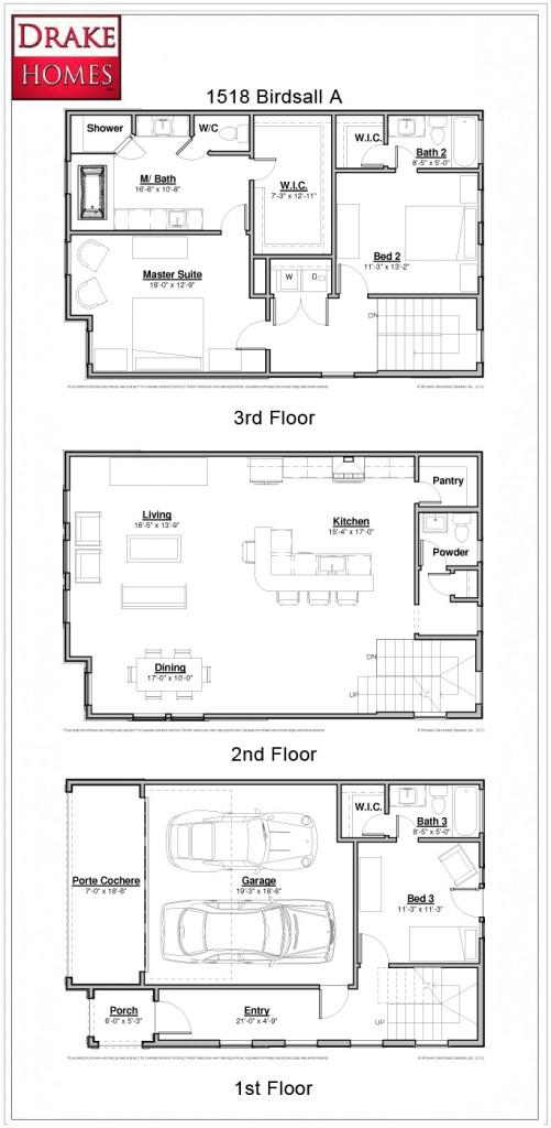 1518 A Birdsalls floorplan