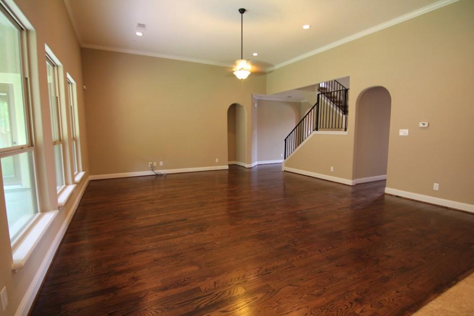 Tuscany Woods - Drake Homes Inc - Wood Floors