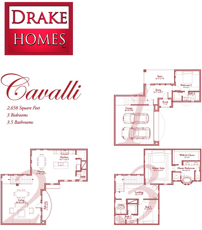 The Cavalli - The Villas on Graustark