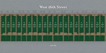 Ashland Square - site plan