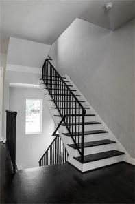 Second Floor to Third Floor Stairway