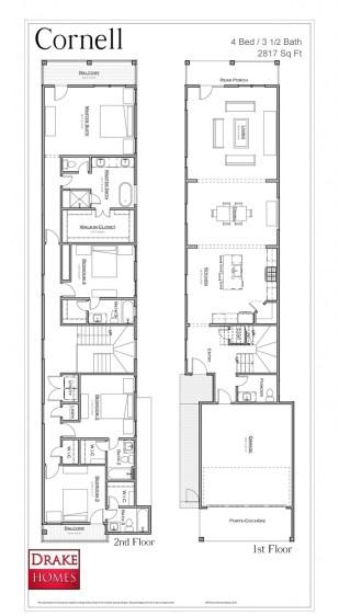 Cornell Floorplan