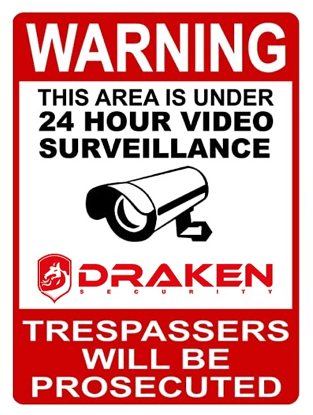 Remote Asset Monitoring Security Camera Graphic