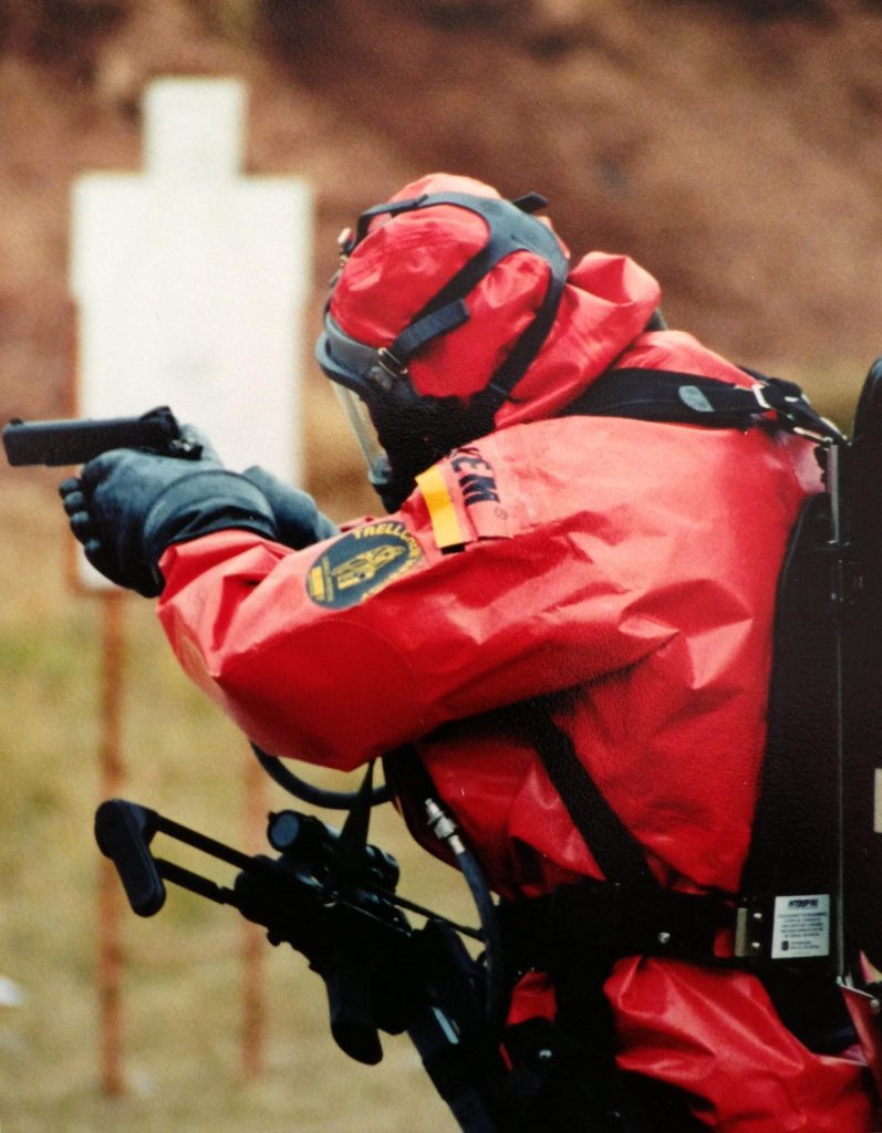 Jeff Harp Human Rescue Team Specialist Force Pro Instructor
