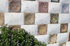 Tiled Wall - Park Güell