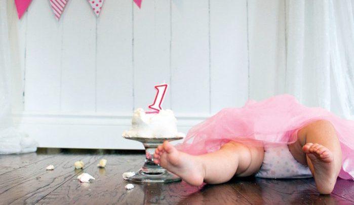 prezent na pierwsze urodziny