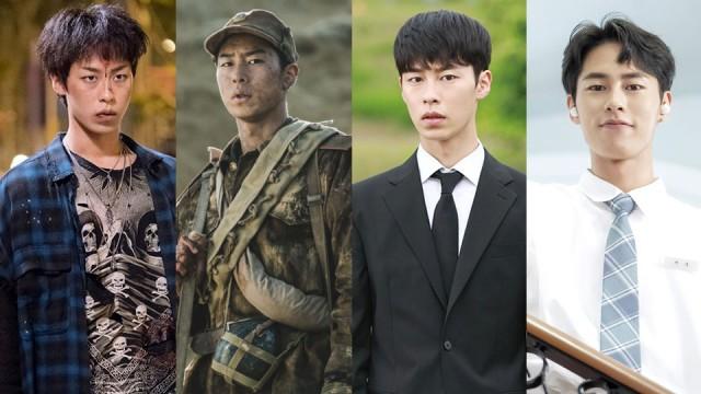 beberapa karakter yang diperankan lee jae wook