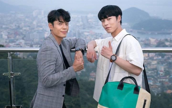 Kim Joo-hun dan Lae Jae-wook dalam Do Do Sol Sol La La Sol