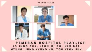 hospital playlist drama musikal korea