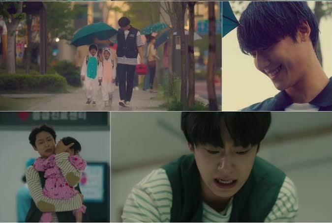 Lee do-hyun sebagai papa muda anak kembar
