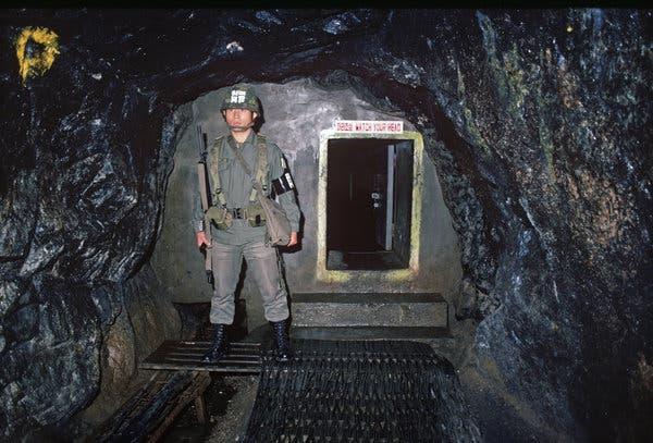 tunnel korsel korut wisata korea DMZ