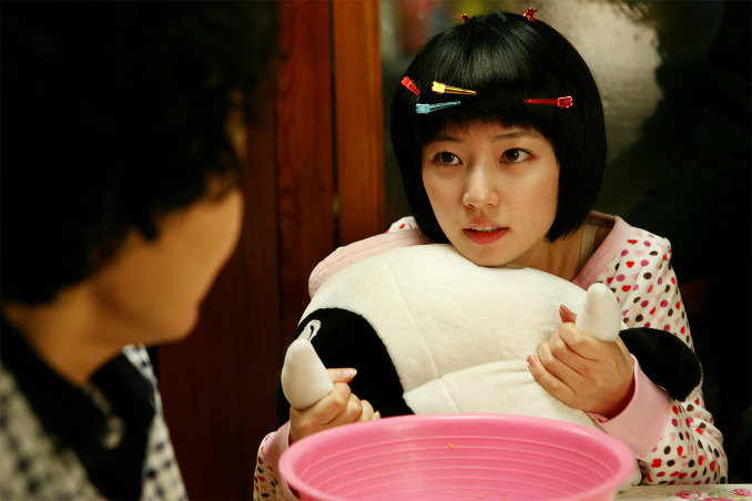 Kim Byul dalam Baby and I