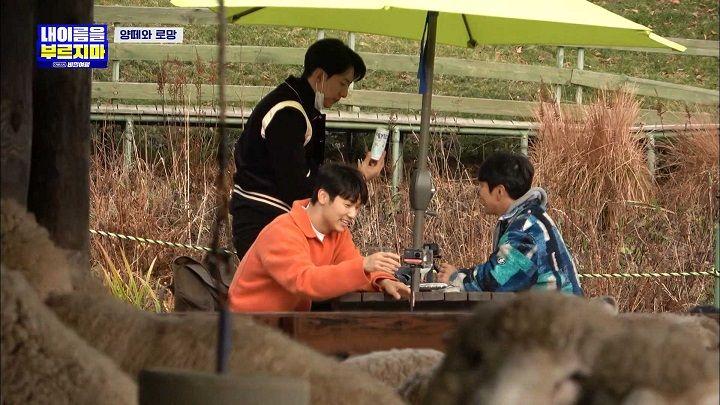 yonghwa, jungshin dan minhyuk dalam cnblue secret trip