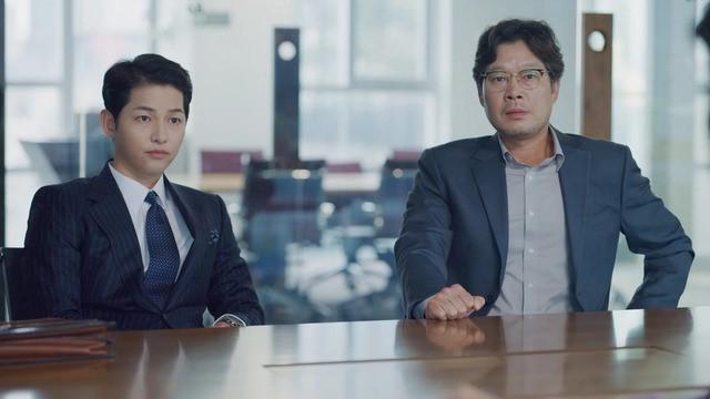 Yoo Jae Mung di drakor Vincenzo