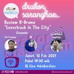 Flyer Drakor Saranghae 12022021