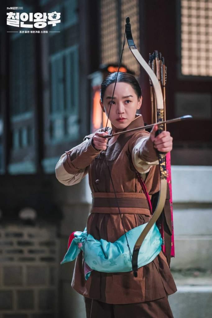 Shin Hye Sun si Ratu Badass
