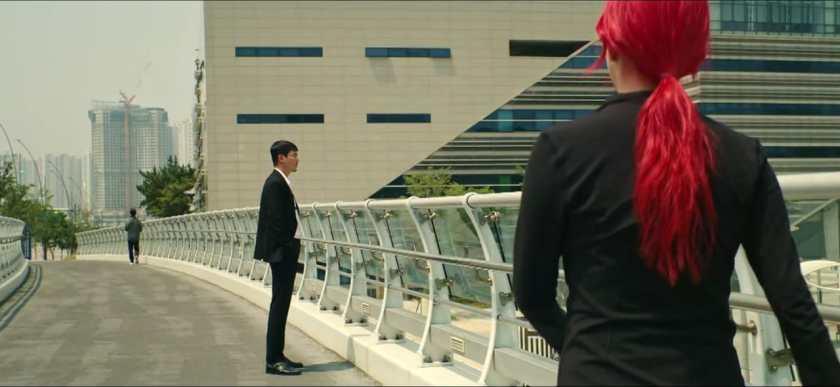 Yi Son dan Yoo Na Sumber gambar: daheeverse