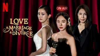 Poster Netflix Love ft Marriage and Divorce