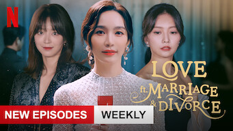 Poster Netflix Love Ft. Marriage and Divorce