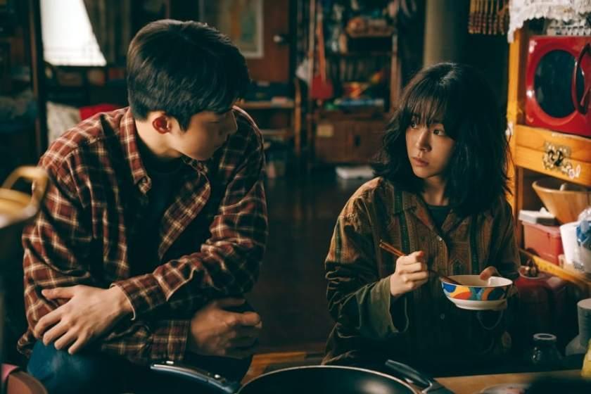 Young Seon di rumah Josee (Kmovie: Josee)