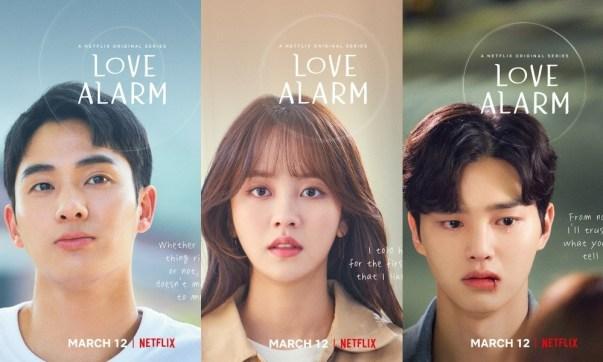 Review dan sinopsis Love Alarm