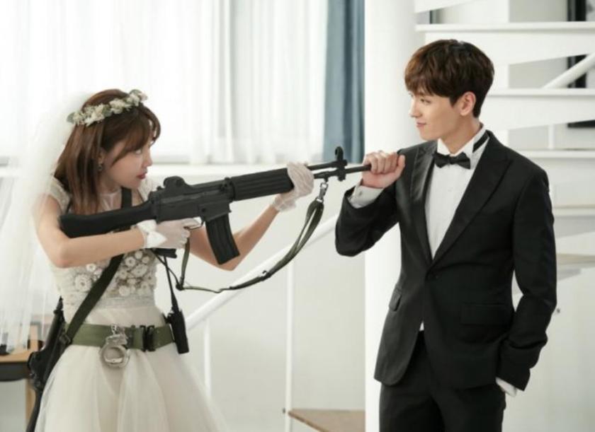 Scene epsode ke-3 So I Marriend the Anti-Fan (sumber: IQIYI)
