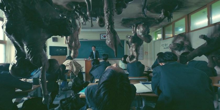 Jeli Jahat di Kelas (Sumber gambar: sadgeezer)