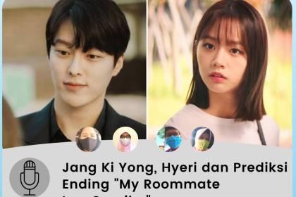 Jang Ki Yong, Hyeri dan Prediksi Ending My Roommate is A Gumiho