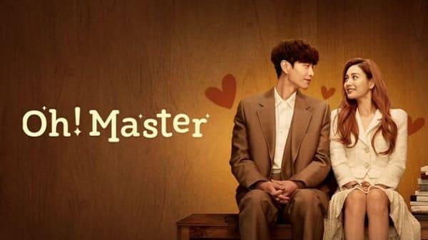 Poster Oh! Master (sumber: Iqiyi)