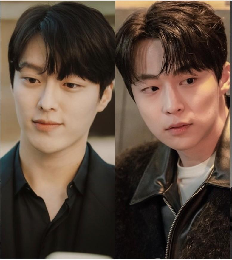 Jang Ki Yong dan Bae In Hyuk, mirip ya!