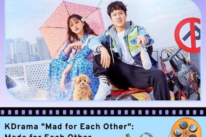 """Podcast K-Drama """"Mad for Each Other"""""""