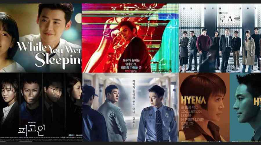 Enam K-Drama Bertema Hukum dari Hulu ke Hilir