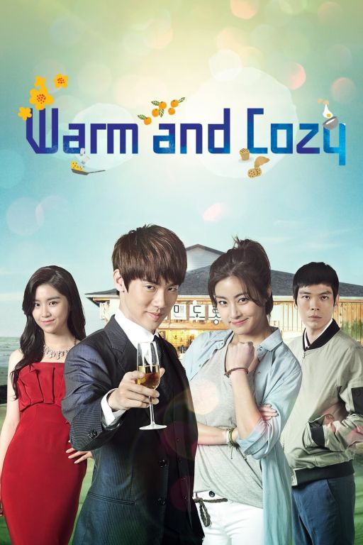 """Poster Drama """"Warm and Cozy"""" (sumber: The Movie Database)"""