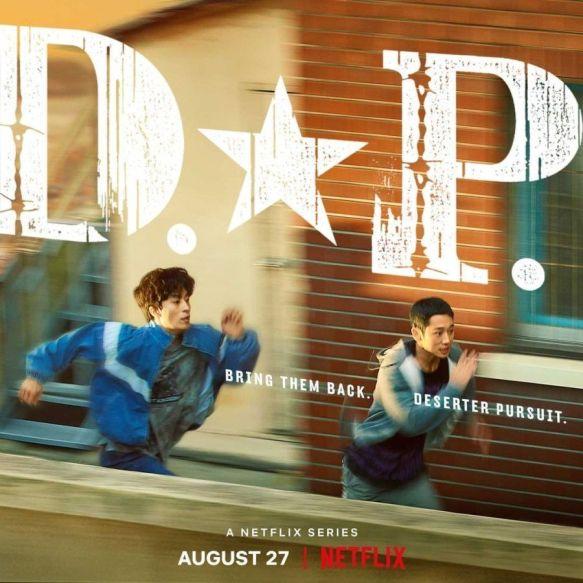 review dan sinopsis drama D. P. Deserter Pursuit