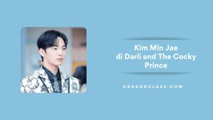 kim min jae darli and the cocky prince