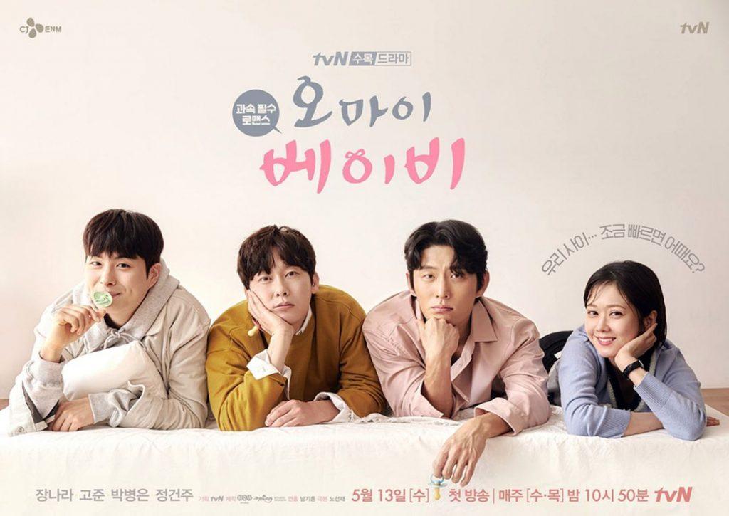 K Drama Oh My Baby