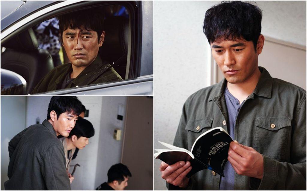 Jo Han Sun sebagai In Ho Chul