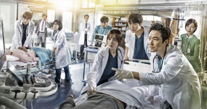 Poster K Drama Dr Romantic 2