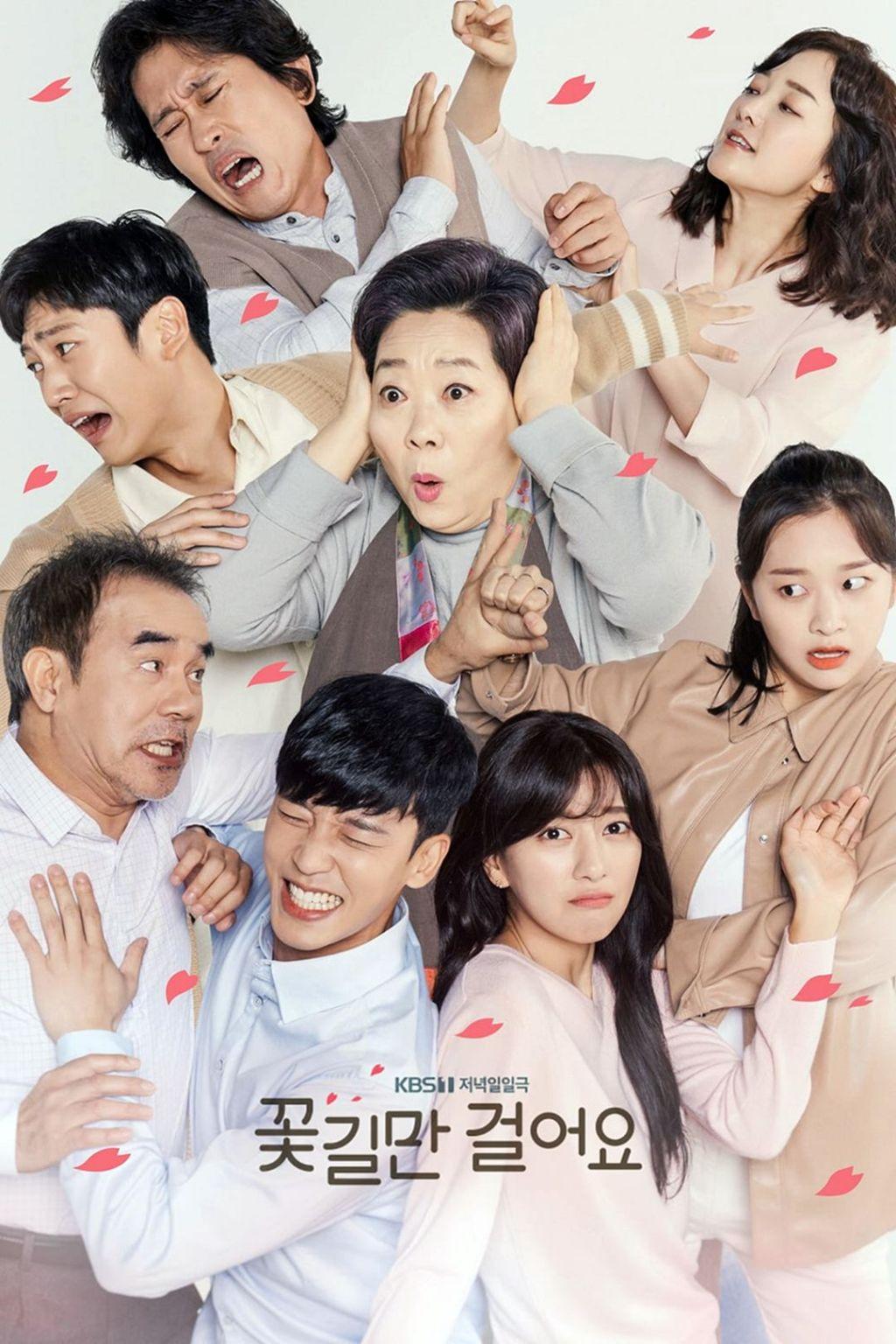 Poster K Drama Unasked Family 2