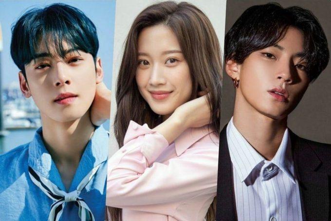 True Beauty Cast 1