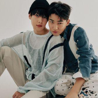 Choi Hyunwook dan Kim Mingi