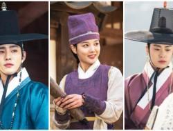 Sinopsis Dan Profil Lengkap Pemeran K-Drama Lovers of the Red Sky (2021)
