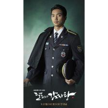 Hwang Hee sebagai Detektif Joo Won Tak