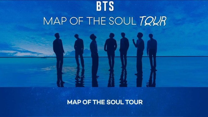 Map Of The Soul BTS