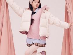 Yuk Intip Manisnya Jang Wonyoung dalam Foto-foto Pemotretan untuk Koleksi Brand Outwear Kirsh dengan Tajuk 21 A/W 'We're All Kirsh'