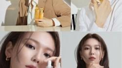 Majalah W Korea Edisi November Bagikan Foto Hasil Pemotretan bersama Minhyun NU'EST dan Sooyoung Girls' Generation