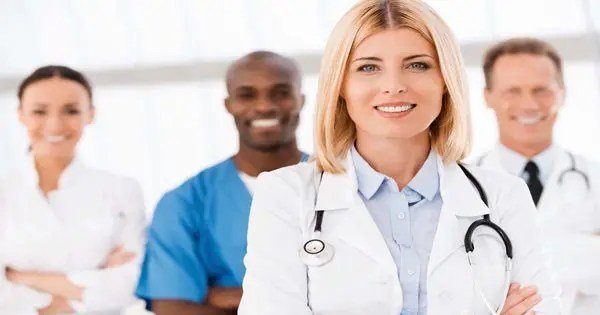 blog picture of doctors standing and smiling