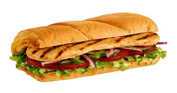 blog picture of chicken sub sandwich
