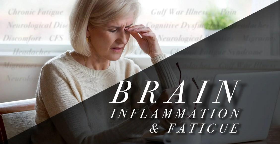 Brain Inflammation & Fatigue