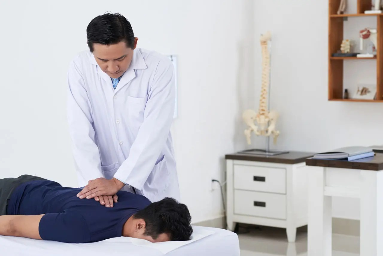 ajustarea chiropractică după pierderea în greutate